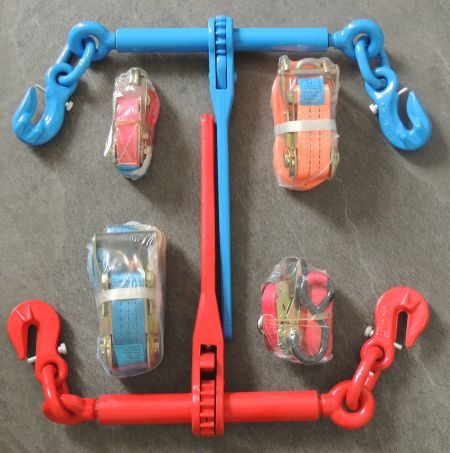 Cargo lashing components