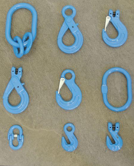 Lifting components grade 100